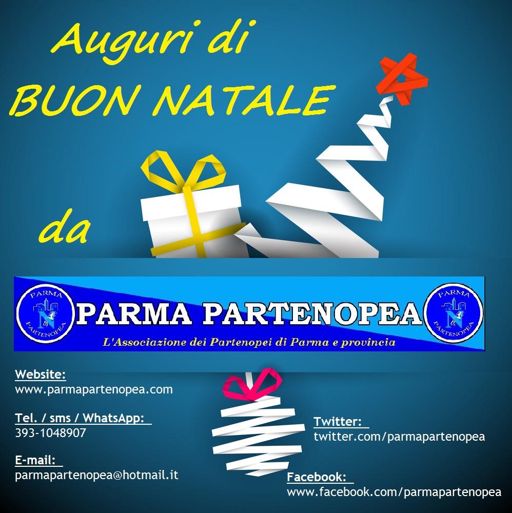 Buon Natale Napoletano.Napoletani Parma Partenopea